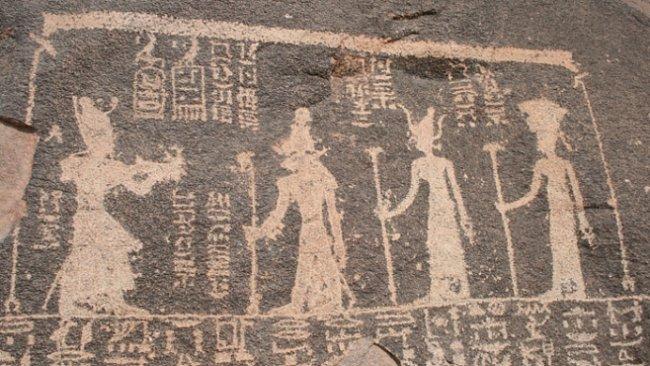Starověký Egypt i akkadskou říši srazila na kolena klimatická změna