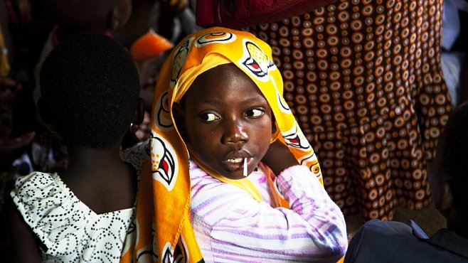 Svědkem iniciačního rituálu muslimských chlapců