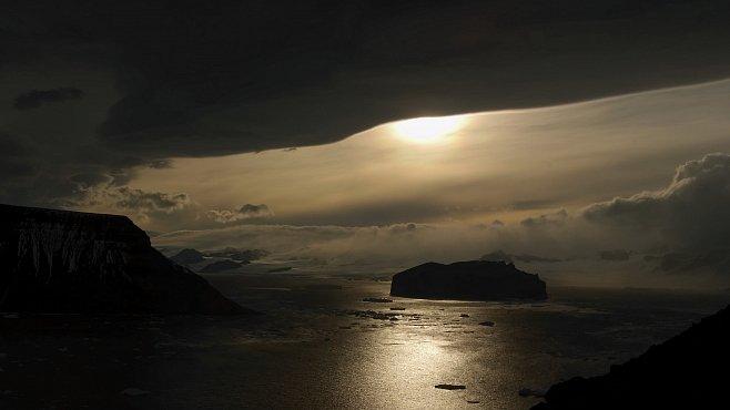 """Klima Antarktidy - místy průměrné teploty dosahují v lednu """"jen"""" nulu"""