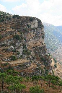 Skalní pevnost Niha