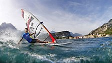 Lago di Garda: ideální pro windsurfing