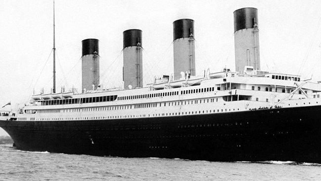 National Geographic Channel: Co jste o Titaniku asi nevěděli