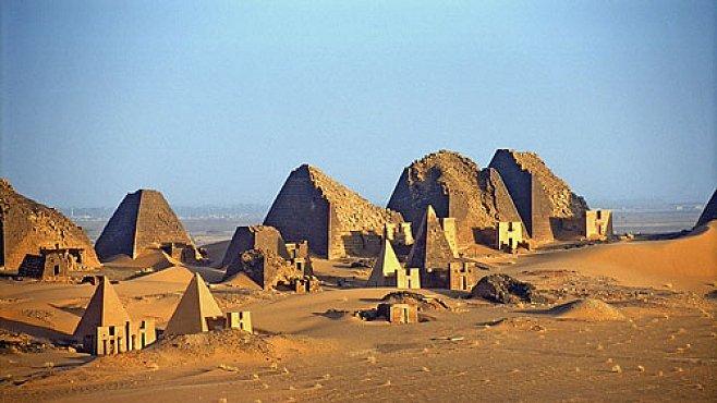 Čeští archeologové objevili v Súdánu chrám Merojského království