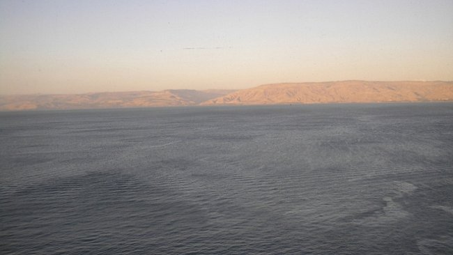 Tajemná megalitická stavba na dně Galilejského jezera vyvolává otazníky