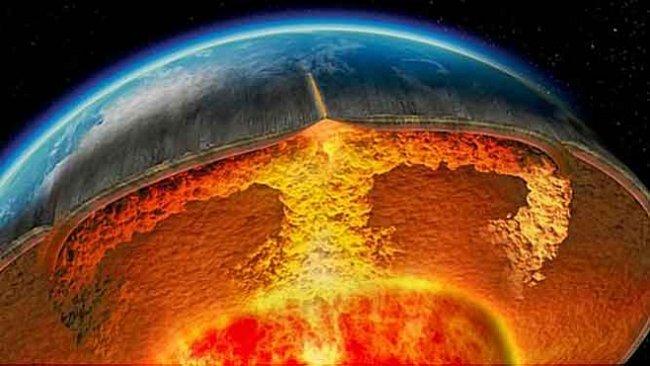Zemské jádro je mnohem žhavější, než vědci odhadovali