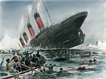 15.4.1912 Potopení Titanicu