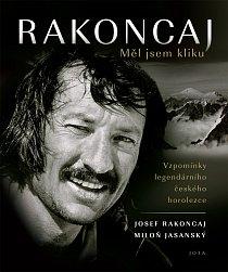 Josef Rakoncaj slaví 70. narozeniny stylově – knihou Měl jsem kliku