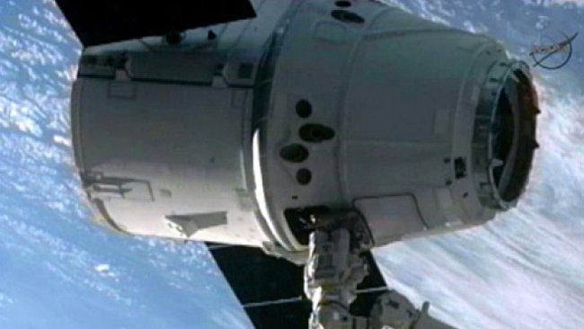 K ISS letí Drak. První soukromá loď se zásobami je na cestě