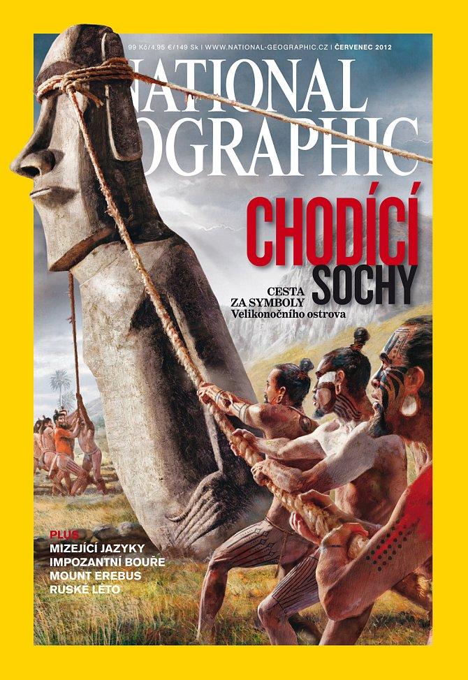 Obsah časopisu – červenec 2012