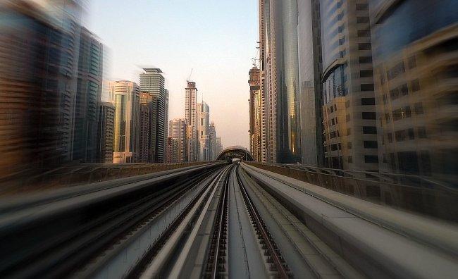 Dubajské metro nemá řidiče