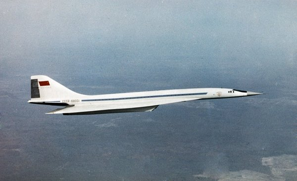Prototyp Tu-144
