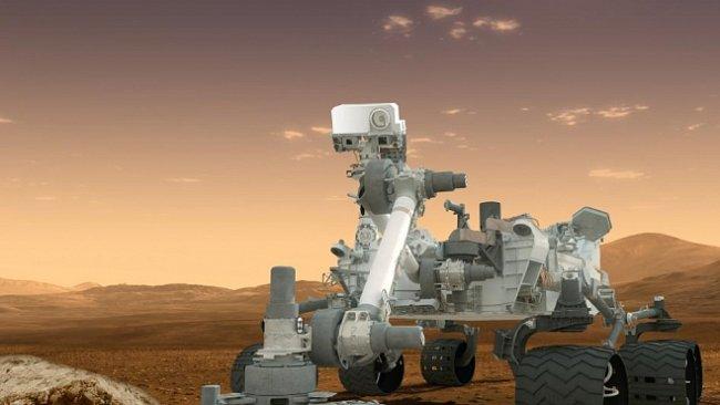 Tajemství života na Marsu odhaleno? Curiosity zřejmě našla to, v co všichni doufali