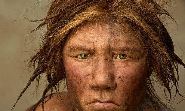 Neandertálce vyhladily erupce