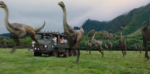 Dinosauří safari