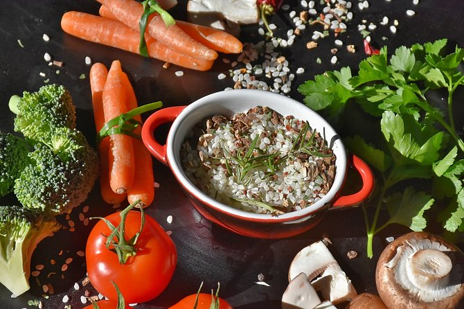 """Nejčastěji najdete superpotraviny pod označením """"zelená potravina"""" a jejich přidaná hodnota je především komplexní obsah mikroživin."""