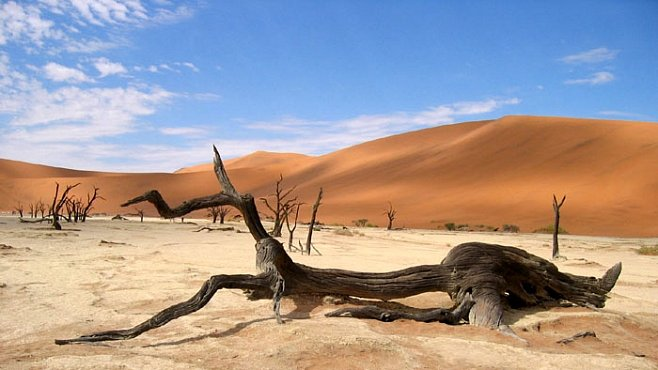 Vědci přepsali historii: nejteplejší místo světa je v USA