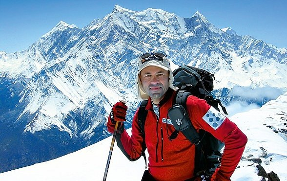 Osmitisícovky Radka Jaroše: Kanchenjunga (8 598 m n. m.)