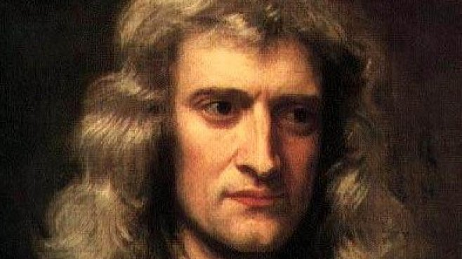 Před 370 lety se narodil génius. Matematik, fyzik a astronom Isaac Newton