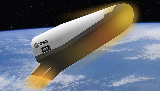Evropský miniraketoplán se chystá na první suborbitální let