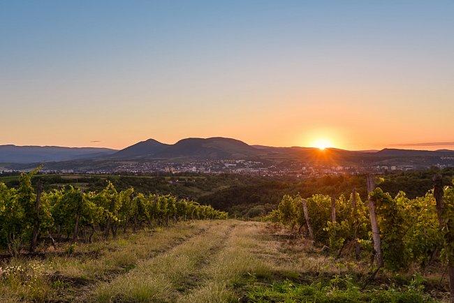 Na severovýchodě Maďarska se rozkládá velmi působivá a hornatá krajina.
