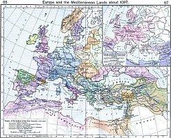 Jak dobře znáte náš kontinent Evropu?