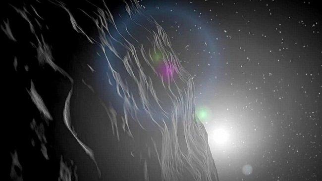 Planetka Vesta drží ve sluneční soustavě dva rekordy. Úžasná videa NASA