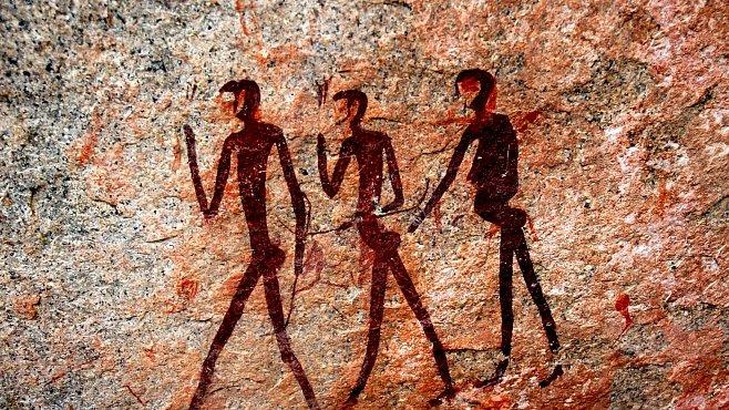 Australští domorodci se nevyvíjeli izolovaně. Před 4000 lety dorazila přistěhovalecká vlna z Indie