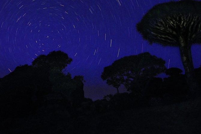Noční nebe