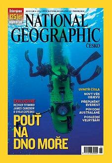 Obsah časopisu - červen 2013