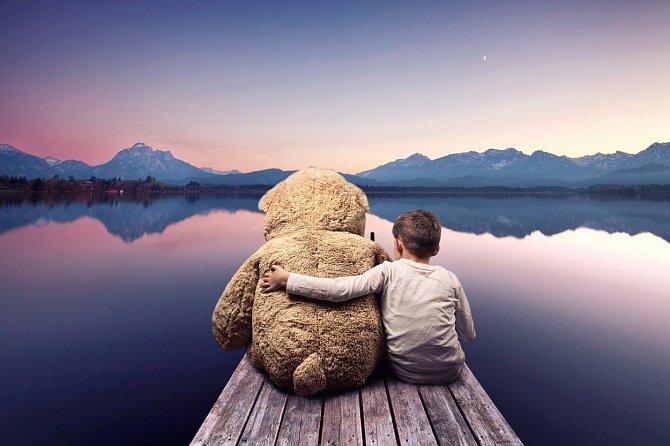 Opravdoví kamarádi si nelžou! Definice přátelství, které se drží víc děti než dospělí.