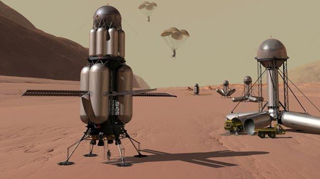 Jak udělat Mars obyvatelným? Stačí pět kroků a 1500 let