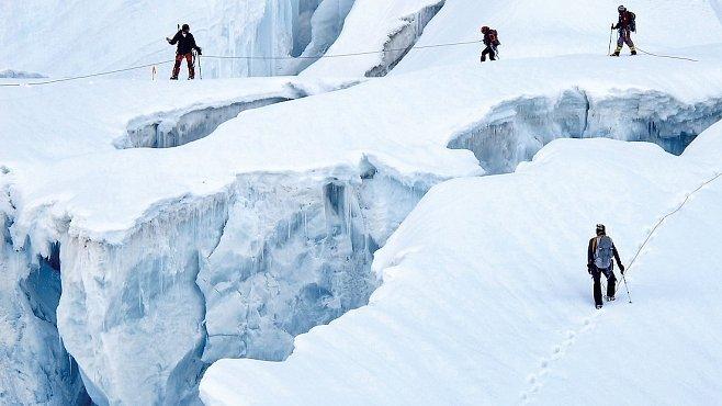 Osmitisícovky Radka Jaroše: Gasherbrum I (8068 m n. m.)
