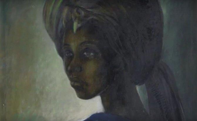 Dlouho ztracený obraz je dnes nejdražším dílem nigerijského moderního umění.