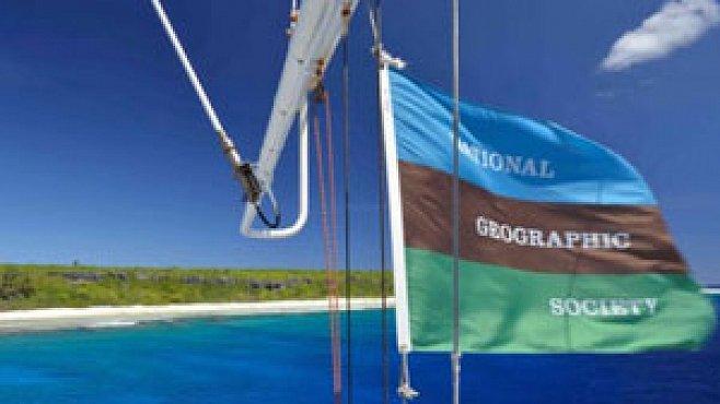 Ze zákulisí expedice Pristine Seas: Jak vypadá výzkum, který změní svět?