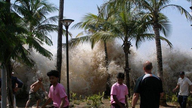 TOP videa National Geographic: Unikátní záběry tsunami. Jak vzniká a co způsobuje?