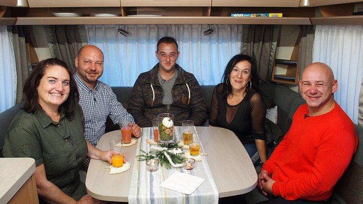 Klára Hájek Velinská se přihlásila do kulinářského pořadu