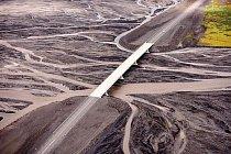 Na Islandu hrozí mostům v případě silných povodní vážné poškození.