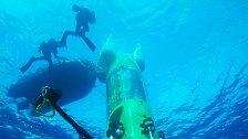 National Geographic Channel v dokumentu zaznamenal historicky první samostatně provedený sestup na dno Mariánského příkopu.