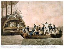 Obyvatelé Pitcairnových ostrovů jsou potomky vzbouřenců z lodi Bounty (1789).