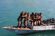 U Komoda si lze užít nádherná místa k potápění.