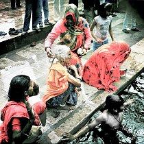 Galta je starověké hinduistické poutní místo v Indii, které leží 20 km východně od Džajpuru, hlavního města státu Radžastán.
