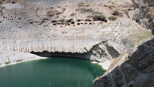 OBRAZEM: Tak trochu zvláštní jezera v turecké střední Anatolii