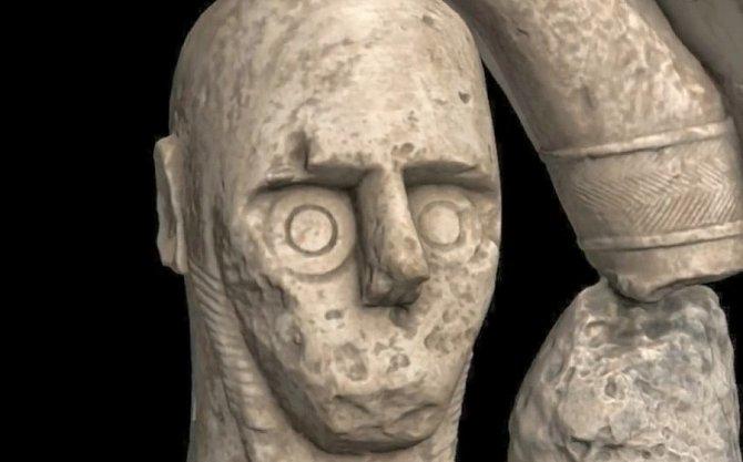 Nuragské sochy