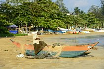 Rybolov je pro mnohé hlavním zdrojem obživy.