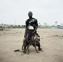 Abdullahi Mohammed s Gumu, Ogere-Remo, Nigérie 2007.