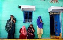 Prostitutky v indickém státě Ándhrapradéš.