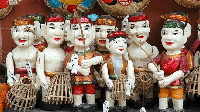Když loutky vypráví o životě ve Vietnamu