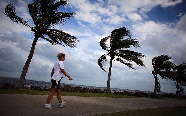 Větry zpomalují následkem globálního oteplování