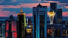 Exkluzivně pro National Geographic: Astana, město budoucnosti