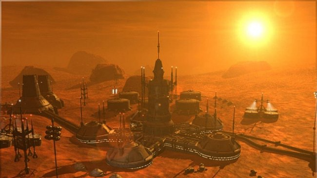 Dobytí Marsu má připomínat velkolepou realitní show